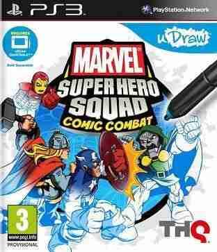 Descargar Marvel Super Hero Squad Comic Combat [MULTI5][FW 3.7x][DUPLEX] por Torrent